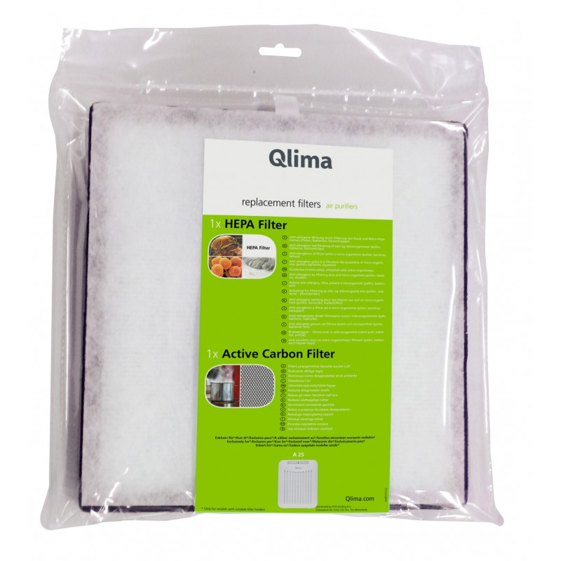 Filter for QLIMA A 25